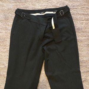 LOFT Julie Trouser - Size 12 - Charcoal Gray